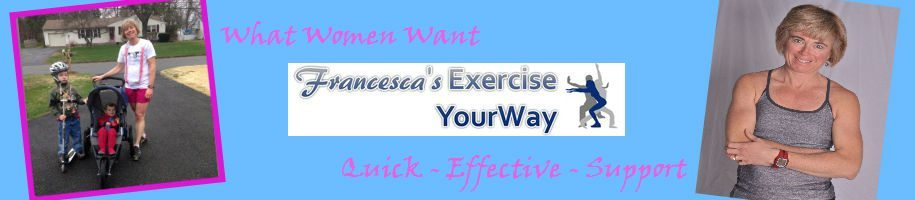 Francesca's Exercise Your Way