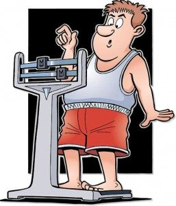 Holiday weight gain adds lasting weight