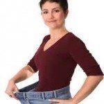 women lost weight
