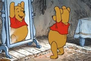 winnie the pooh exercising